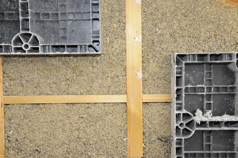 hempcrete wall